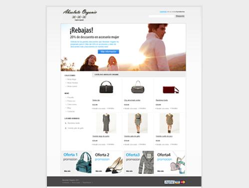 Webdesign München - Kleidung onlineshop