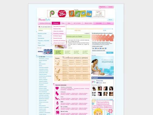 Babywelt Webdesign München