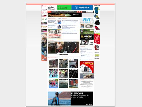 Triatlonchannel Webseite München