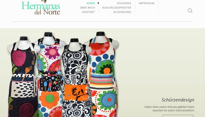 Webdesign hermanasdelnorte.de